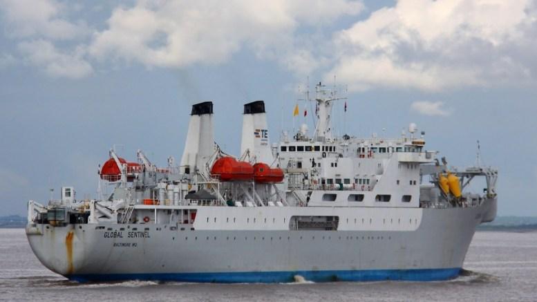 Το CS Global Sentinel ναυπηγήθηκε στα ναυπηγία Levington Shipbuilder Ltd. στη Σιγκαπούρη το 1991 για την Transoceanic Cable Co θυγατρική της AT&T. Το 1997 πουλήθηκε στην Tyco Submirine Ltd (τώρα TE SubCom).