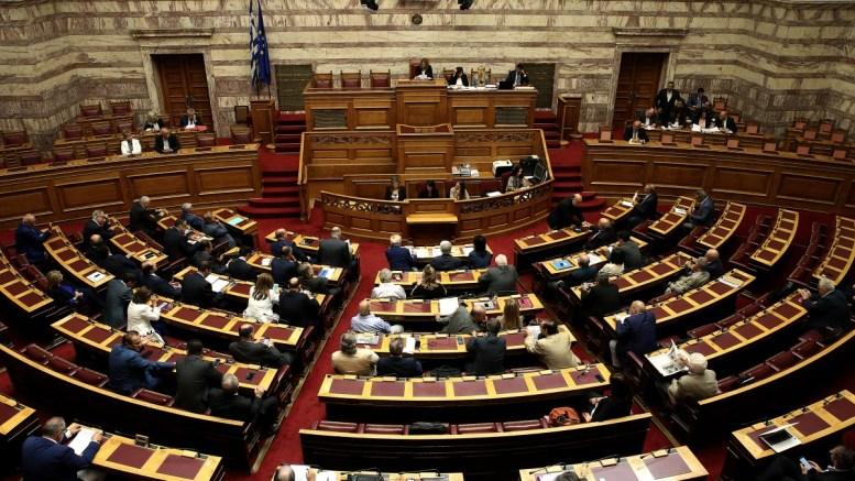 Την Τρίτη κατατίθεται, εκτός απροόπτου, στη Βουλή το πολυνομοσχέδιο με τα προπαιτούμενα. Στόχος, να έχει ψηφιστεί την Δευτέρα 15 Ιανουαρίου. ΦΩΤΟΓΡΑΦΙΑ ΑΡΧΕΙΟΥ. ΑΠΕ-ΜΠΕ/ΣΥΜΕΛΑ ΠΑΝΤΖΑΡΤΖΗ