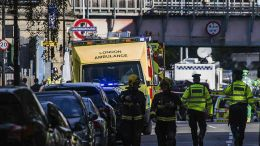 FILE PHOTO. Τρομοκρατικό συμβάν χαρακτηρίζει η αστυνομία την έκρηξη στο μετρό του Λονδίνου. EPA/WILL OLIVER