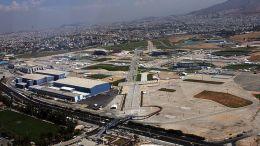 Άποψη του χώρου του παλαιού αεροδρομίου Ελληνικού. ΑΠΕ-ΜΠΕ/ΠΑΝΤΕΛΗΣ ΣΑΙΤΑΣ