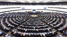 European Parliament . EPA/PATRICK SEEGER