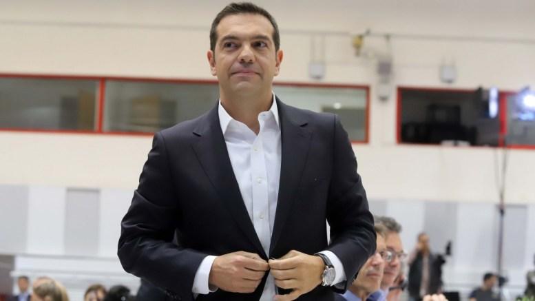 Ο πρωθυπουργός Αλέξης Τσίπρας. ΦΩΤΟΓΡΑΦΙΑ ΑΡΧΕΙΟΥ. ΑΠΕ ΜΠΕ/PIXEL/ΜΠΑΡΜΠΑΡΟΥΣΗΣ ΣΩΤΗΡΗΣ