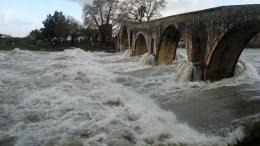 To ιστορικό γεφύρι της Άρτας. Φωτογραφία Αρχείου. ΑΠΕ-ΜΠΕ/ΑΠΕ-ΜΠΕ/STR