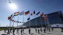 «Η εξεύρεση λύσης στο θέμα της ονομασίας είναι πρωταρχικής σημασίας για την ένταξη της πΓΔΜ στο ΝΑΤΟ» δήλωσε στο ΑΠΕ-ΜΠΕ αξιωματούχος της Συμμαχίας. Φωτογραφία Αρχείο ΚΥΠΕ