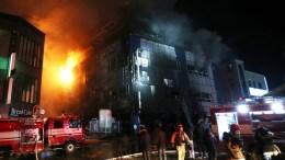 Οκτώ νεκροί και δέκα τραυματίες από διαρροή αερίου στην επαρχία Κουανγκντόνγκ. FILE PHOTO. EPA/YONHAP SOUTH KOREA OUT