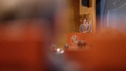 File Photo: Ο πρόεδρος της Νέας Δημοκρατίας Κυριάκος Μητσοτάκης, στη συνεδρίαση του Διοικητικού Συμβουλίου του Εμπορικού και Βιομηχανικού Επιμελητηρίου Αθηνών (ΕΒΕΑ). ΑΠΕ-ΜΠΕ, ΓΡΑΦΕΙΟ ΤΥΠΟΥ ΝΔ, ΔΗΜΗΤΡΗΣ ΠΑΠΑΜΗΤΣΟΣ