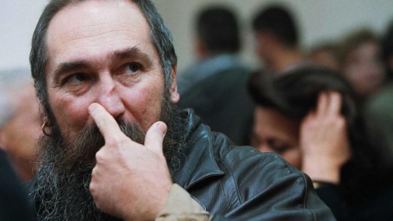 Ο μεγάλος Έλληνας καλλιτέχνης Τζίμης Πανούσης έφυγε από τη ζωή σε ηλικία 64 ετών μετά από καρδιακό επεισόδιο που υπέστη ενώ βρισκόταν στο σπίτι του, το Σάββατο 13 Ιανουαρίου 2018. ΑΠΕ ΜΠΕ, ΓΙΑΝΝΑΚΟΥΡΗΣ ΠΕΤΡΟΣ