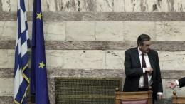 Phile Photo. Ως πρωθυπουργός Ο Αντώνης Σαμαράς είχε αποδεχθεί τη σύνθετη ονομασία, λέει ο ΣΥΡΙΖΑ, ΑΠΕ - ΜΠΕΓιάννης Κολεσίδης