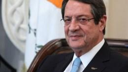 File Photo: Ο Πρόεδρος της Δημοκρατίας κ. Νίκος Αναστασιάδης . ΚΥΠΕ, ΚΑΤΙΑ ΧΡΙΣΤΟΔΟΥΛΟΥ
