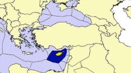 Ο αμερικανικός χάρτης της ΑΟΖ της Κυπριακής Δημοκρατίας