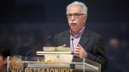 Ο υπουργός παιδείας Κώστας Γαβρόγλου.  6 Φεβρουαρίου 2018 ΑΠΕ ΜΠΕ/PIXEL