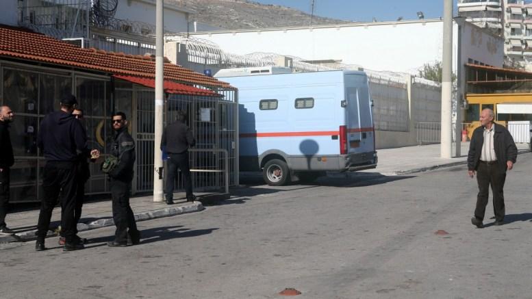 Άποψη του εξωτερικού χώρου των φυλακών Κορυδαλλού. FILE PHOTO, ΑΠΕ-ΜΠΕ, Παντελής Σαίτας