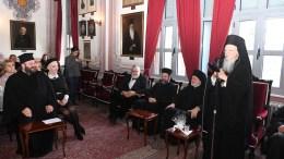 Ο Οικουμενικός Πατριάρχης Βαρθολομαίος File Photo. ΑΠΕ-ΜΠΕ, Οικουμενικό Πατριαρχείο,Νίκος Μαγγίνας