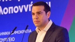Ο Πρωθυπουργός, Αλέξης Τσίπρας, μιλάει στο 10ο Περιφερειακό Συνέδριο για την Παραγωγική Ανασυγκρότηση,, Τρίτη 27 Φεβρουαρίου 2018. ΑΠΕ-ΜΠΕ, ΚΩΣΤΑΣ ΚΟΛΛΙΝΤΖΟΓΙΑΝΝΑΚΗΣ