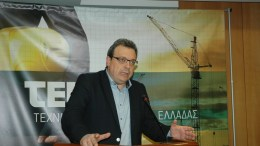 Ο αναπληρωτής υπουργός Περιβάλλοντος και Ενέργειας Σωκράτης Φάμελος. Φωτογραφία Αρχείου. ΑΠΕ- ΜΠΕ,ΤΕΕ/STR