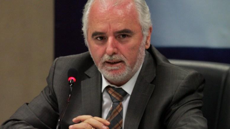 O πρώην υπουργός Εργασίας και Κοινωνικής Αλληλεγγύης, Γιώργος Κουτρουμάνης. Φωτογραφία αρχείου, ΑΠΕ - ΜΠΕ, Αλέξανδρος Μπελτές