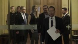 O Διοικητής της Τράπεζας της Ελλάδος Γιάννης Στουρνάρας. Γεύμα Εργασίας προς τον Στουρνάρα παρέθεσαν ο Πρόεδρος και η Διοίκηση της Ελληνικής Ένωσης Τραπεζών. Φωτογραφία αρχείου, ΑΠΕ-ΜΠΕ, ΟΡΕΣΤΗΣ ΠΑΝΑΓΙΩΤΟΥ