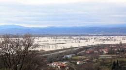 File Photo: Από τις πρόσφατες πλημμύρες στον Εβρο.ΑΠΕ-ΜΠΕ, ΔΗΜΗΤΡΗΣ ΑΛΕΞΟΥΔΗΣ