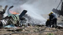 File Photo: Αν και τυπικά δεν έχει ανακοινωθεί, όπως όλα δείχνουν νεκροί φέρεται να είναι όλοι οι επιβαίνοντες του τουρκικού αεροσκάφους που συνετρίβη στο Ιράν.  Φωτογραφία Αρχείου ΚΥΠΕ