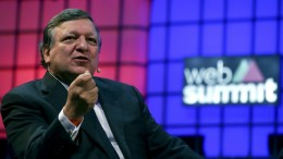 File Photo: Jose Manuel Barroso, former President of the European Comission and non executive chairman of Golden Sachs. EPA, ANDRE KOSTERS
