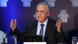 File Photo: Ο υπουργός Οικονομίας και αντιπρόεδρος της Κυβέρνησης. Γιάννης Δραγασάκης ΑΠΕ-ΜΠΕ, Ορέστης Παναγιώτου