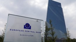 FILE PHOTO. The European Central Bank (ECB) in Frankfurt Main, Germany. EPA, ARMANDO BABANI