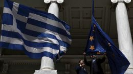 File Photo: Government sources were responding to comments made earlier  an EU official who stated that Brussels does not favour a post-bailout safety net for Greece.  EPA, ALEXANDROS VLACHOS