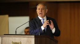 File Photo: Ο Ισραηλινός πρωθυπουργός ξεκαθάρισε ότι η χώρα του θα αποτρέψει την ανάπτυξη πυρηνικών από εχθρικές σε αυτή χώρες. EPA, ABIR SULTAN