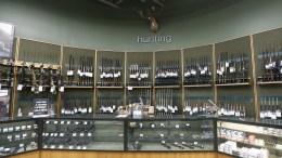 FILE PHOTO. Guns on display at the Dick's Sporting Goods in Danvers, Massachusetts, USA. EPA, CJ GUNTHER
