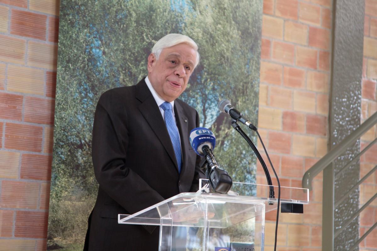 FILE PHOTO. Ο Πρόεδρος της Δημοκρατίας, Προκόπης Παυλόπουλος. ΑΠΕ-ΜΠΕ, ΠΑΝΑΓΙΩΤΗΣ ΚΟΥΡΟΣ