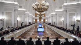 File photo:  Σύμφωνα με το πρακτορείο ειδήσεων Tass, ο υφυπουργός  Ριάμπκοφ ανέφερε ότι «ήδη εργαζόμαστε πάνω στα αντίμετρα», κατά των ΗΠΑ.  Φωτογραφία Αρχείου ΚΥΠΕ