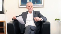 File Photo: Ο πρόεδρος της ΕΔΕΚ Μαρίνος Σιζόπουλος. ΚΥΠΕ, ΚΑΤΙΑ ΧΡΙΣΤΟΔΟΥΛΟΥ