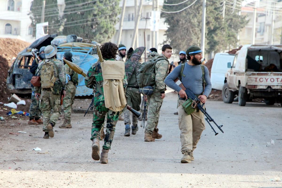 Τώρα αρχίζει ο πόλεμος των Κούρδων με τον Ερντογάν: Θα γίνει η Αφρίν το «νέο Βιετνάμ»;