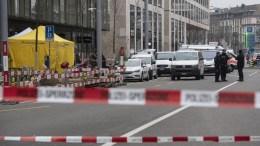 File Photo: Ελβετοί αστυνομικοί έχουν αποκλείσει περιοχή  EPA, ENNIO LEANZA