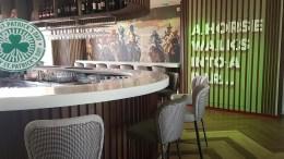 Το ειδικά διακοσμημένο μπαρ του Ιπποδρόμου με αφορμή την «St. Patrick's Day»
