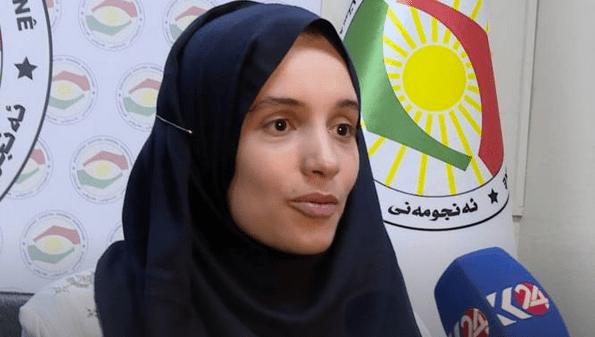 Laura-Hansen-on-Kurdish-tv
