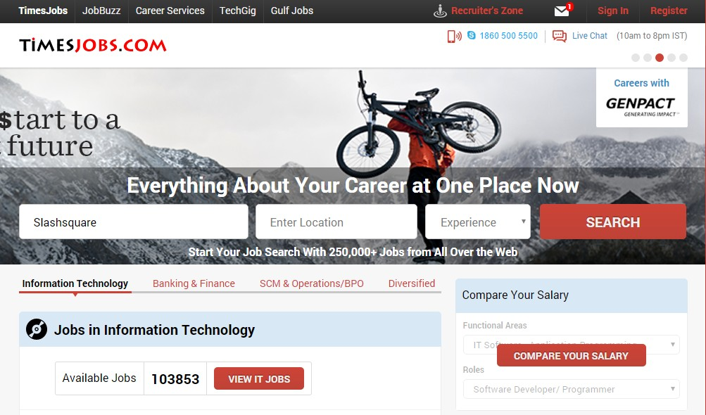8 Best Job Portals You Must Check Out INDIA