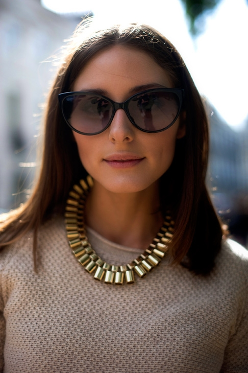Olivia-Palermo-gold-necklace