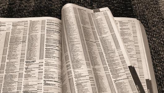 phone book white pages hellinahandbasketnet