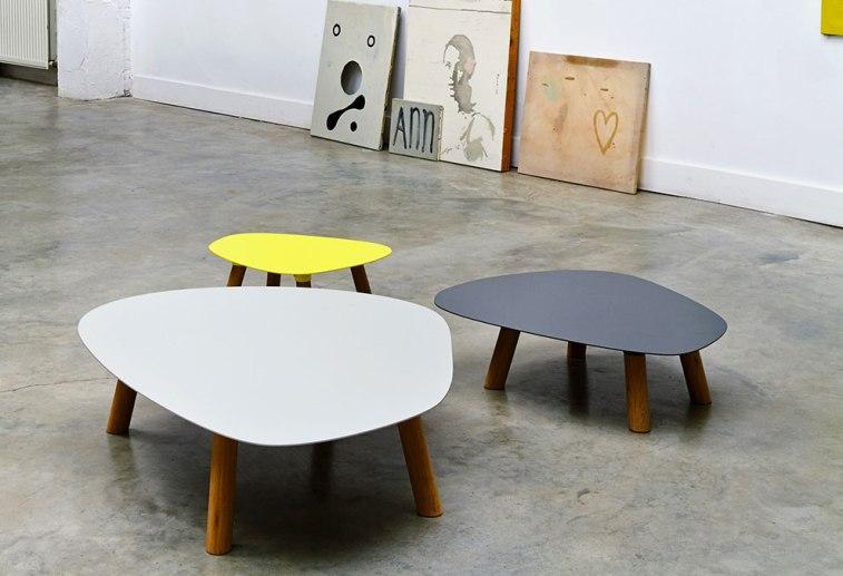 O d nicher une table basse scandinave h ll blogzine for Table basse scandinave blanche