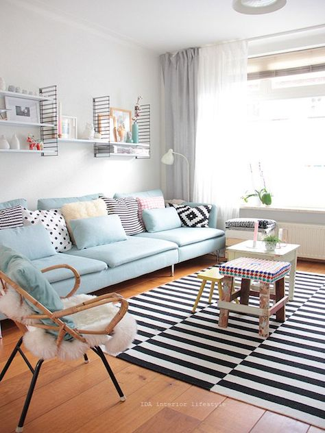 Chaises Scandinaves Ikea Comment Donner Un Look Scandinave à Votre Salon ? - Hëllø