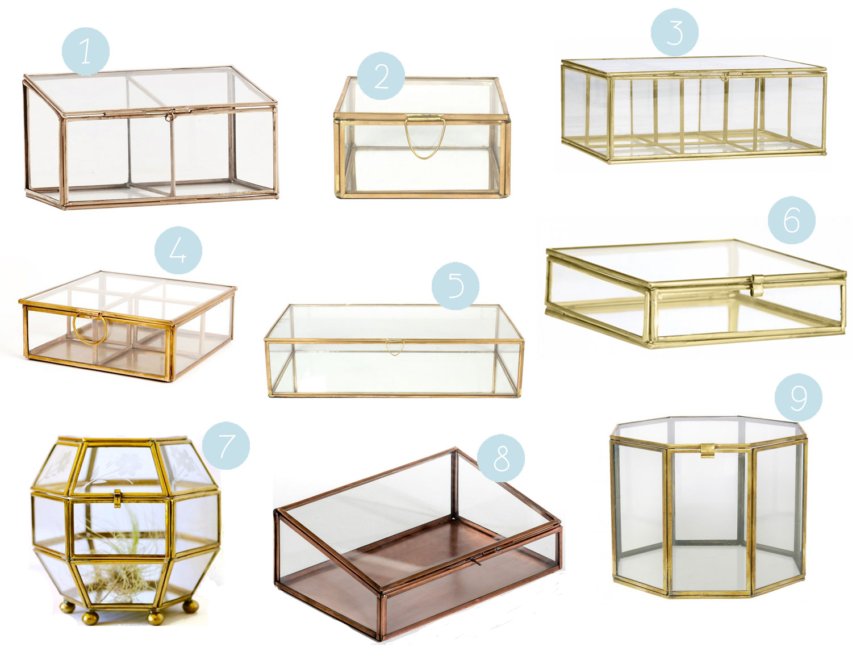 O trouver de jolies boites bijoux en laiton - Comment faire une porte en fer ...
