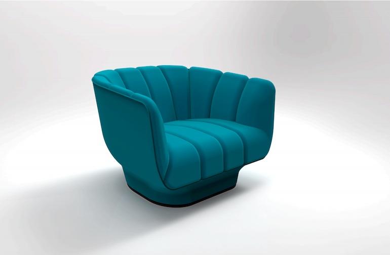 Rep rage design au salon du meuble de milan 2016 h ll blogzine - Roche et bobois fauteuil ...