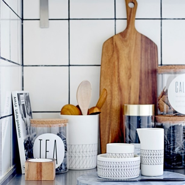 Kitchen decor // Hëllø Blogzine blog deco & lifestyle www.hello-hello.fr