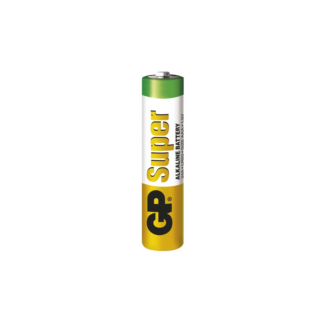 Alkaline Battery 4 X Aaa Lr03 1 5v Gp Battery - Batterie Aaa