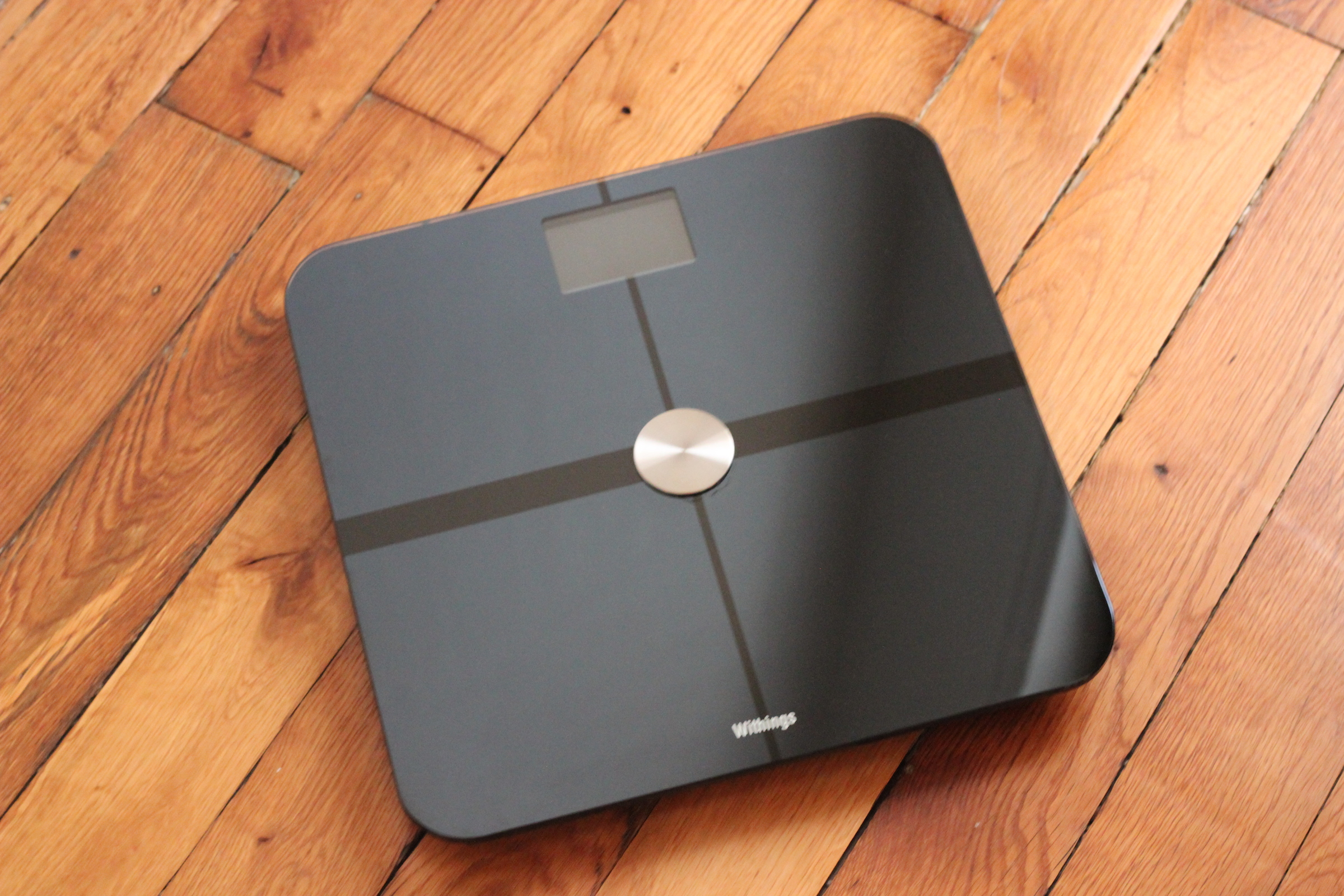 Balance Masse Musculaire La Nouvelle Balance Connectée Withings Helloconnection