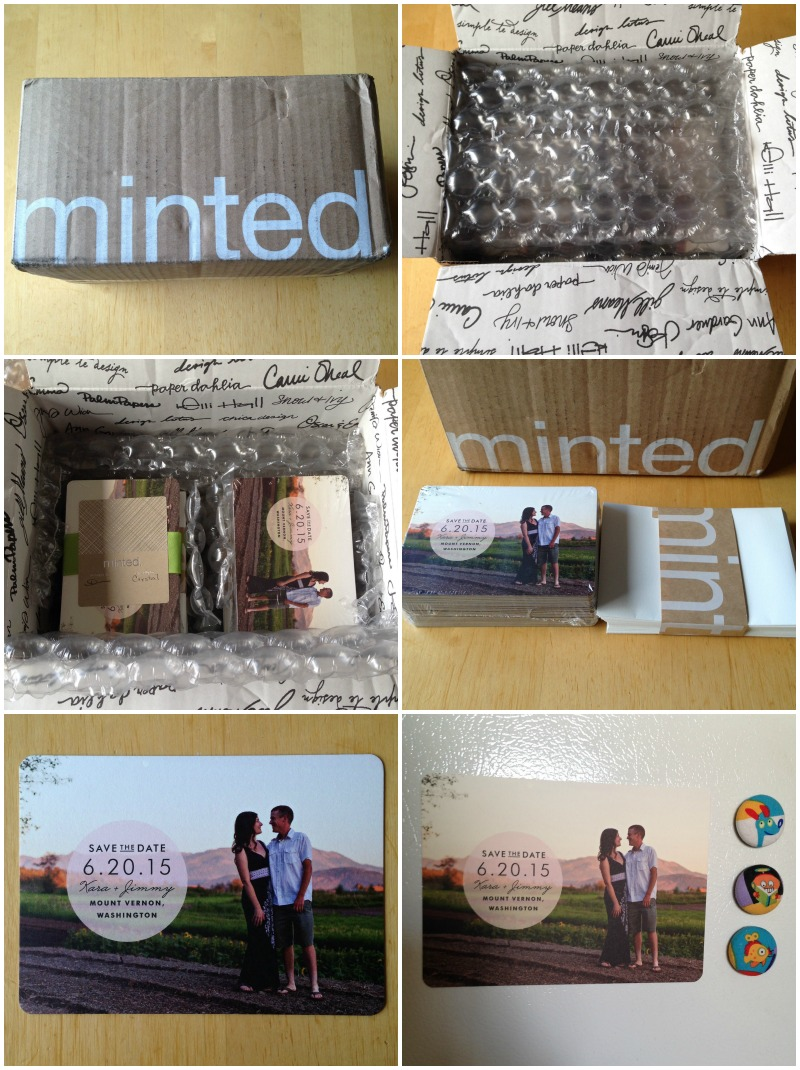 Fullsize Of Magnet Save The Dates