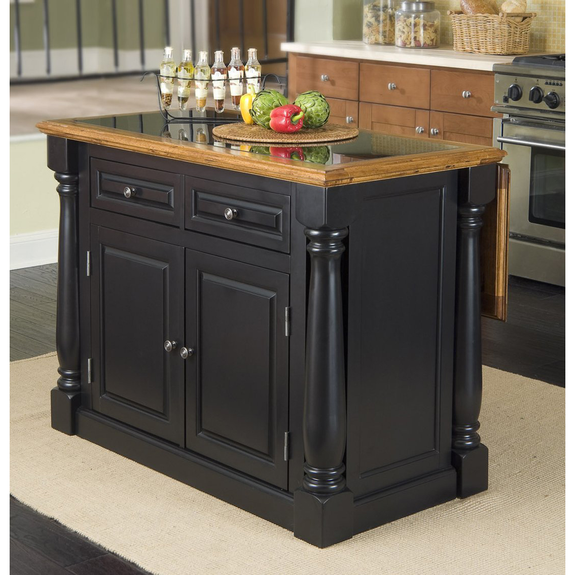 Kitchen Carts Islands & Utility Tables Top 10 Best Kitchen Islands, Carts, Centers & Utility Tables