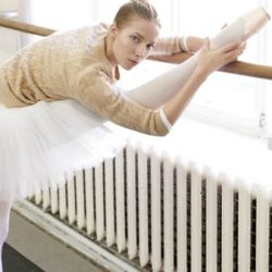 Ballet Makes Me Want Cashmere (Thanks, J. Crew)
