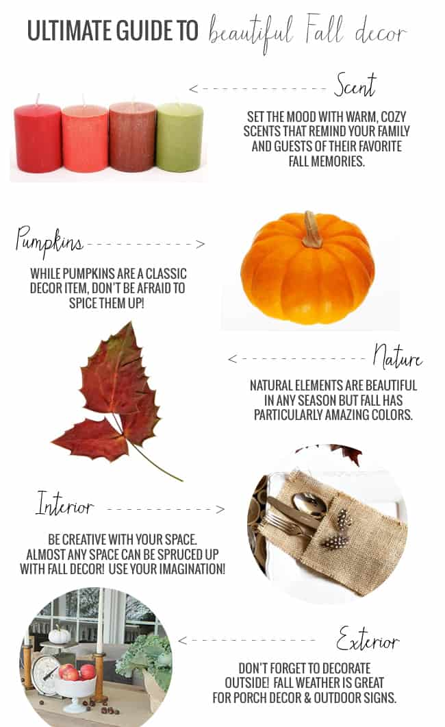 The Ultimate Guide to Fall Decor | Hello Glow